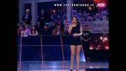 Ivana Dulić - Kleo se, kleo (Zvezde Granda 2010_2011 - Emisija 18 - 05.02.2011)