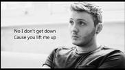 James Arthur - Get Down (lyrics)