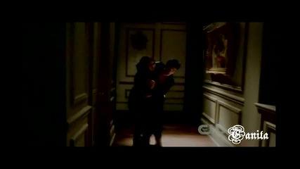 Damon, Elena and Rebecca