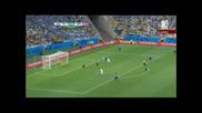 Мондиал 2014 - Уругвай 1:3 Коста Рика - Нова сензация! Фаворитът Уругвай на колене пред Коста Рика!