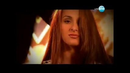 X Factor Теодора Цончева Live концерт 12.12.2013г.