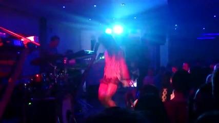 Milica Pavlovic - Mix pesama - (LIVE) - (Disco Monaco, Zavidovici 2014)