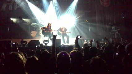 Helloween - Forever and One - Live in Sofia 24.01.2011