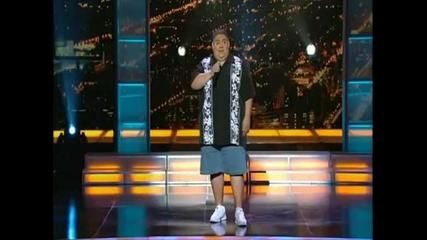 Gabriel Iglesias - I m not fat, I m fluffy (part 2 7)