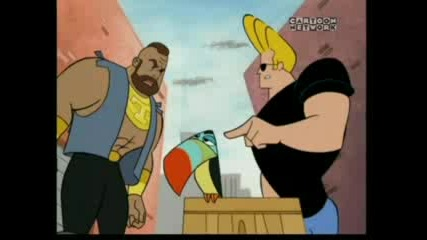 Johnny Bravo - T Is For Trouble