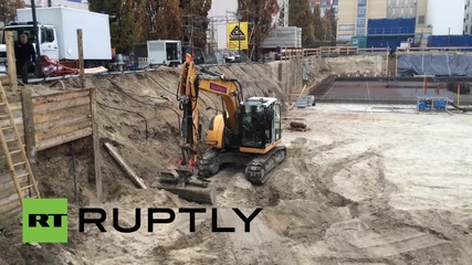 Germany: Whopping 250 kg WWII BOMB successfully defused
