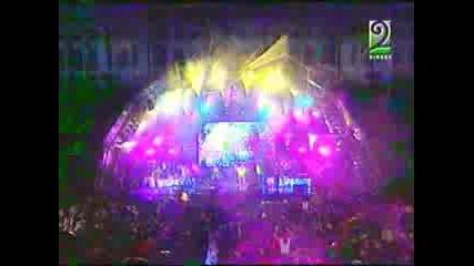 Blue - Rock The Night (live)