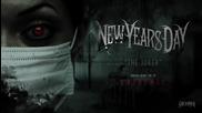 New Years Day - The Joker (2014) + Превод