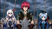 Madan no ou to Vanadis Amv - He is the prince of the land of Alsace