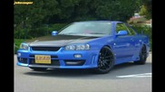 Nissan Skyline Gtt R34