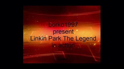 Dark Orbit Linkin Park The Legend in action