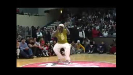 Poping Dance