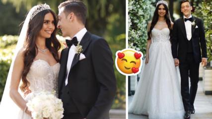 Звезда от турските сериали с пищна сватба край Босфора, направи нещо уникално