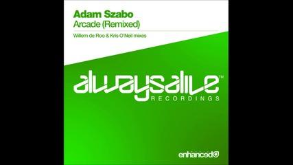 Adam Szabo - Arcade ( Kris O'neil Remix )