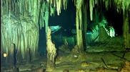 Mexico - cenote ? Една пещера някъде в Мексико