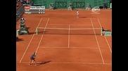 Roland Garros 1999 : Граф - Хингис Част3/3