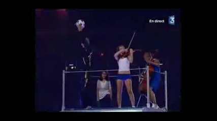 Jimmy Page And Leona Lewis Olympic Games08