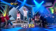 Star Dance Battle 2011 - [6 Round] Dal Shabet vs. Han Groo (6 10) - Youtube