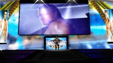 Wwe 12 Live Кейн срещу Трите Хикса срещу Гробаря