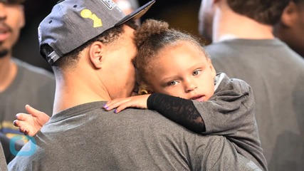 Stephen Curry Lip Syncs and Air Drums to Phil Collins, Plus See Riley Curry at Warriors Victory Parade
