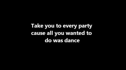 Bruno Mars -when I was your man (lyrics)