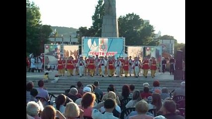 "Трети танц на танцов ансамбъл ""северняци"" Свети Дух 2015 Монтана"