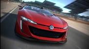 Volkswagen Gti Roadster- Реална версия на виртуалния автомобил от видео играта Gran Turismo 6