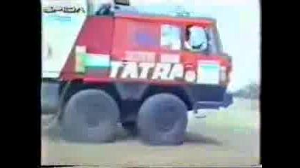 Terex Tatra 815 8x8 - Rally Paris - Dakar