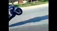 Aprilia Leonardo 300cc - Stunt