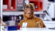 Алф си купува Samsung Galaxy
