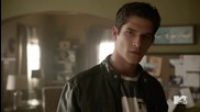 Teen Wolf сезон 5 епизод 7 Бг Суб