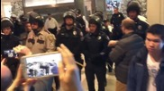 USA: Police shutdown BLM protest in Minneapolis mall, rally moves to airport