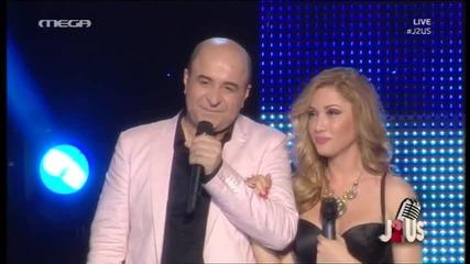 Stella Kalli & Mrakos Seferlis - Ta Kankelia 7 Live - J2us
