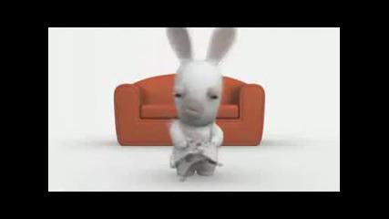Bunnies Cant Play Xbox
