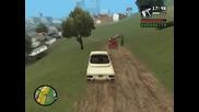 San Andreas - Мисия #91 (final)