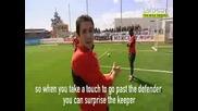 Uefa - Урок По Футбол От Нихат