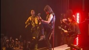 Black Veil Brides Heart Of Fire- Alive And Burning