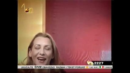 Vesna Zmijanac - Ne kunite crne oci - (BN TV)