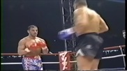 K-1 World Gp 1998 Полу-финал Andy Hug vs Sam Greco