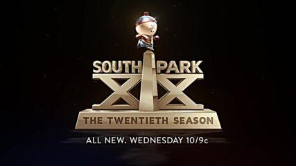 South Park | Сезон 20 | Епизод 01 | Превю | За кого ще гласувате?