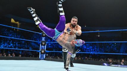 Rey Mysterio vs. Andrade: SmackDown LIVE, Jan. 14, 2019