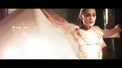 Jessie J - Laserlight ft. David Guetta (official Video) 2012
