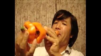 Японец Свири На Chushka