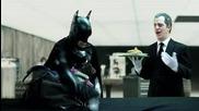 Batman Parody The Dark Knight is Confused