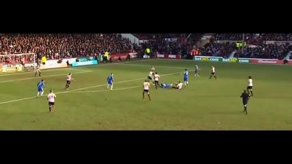Fernando Torres - All Goals 2012-2013