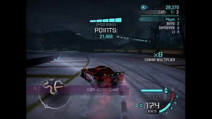 Nfs Carbon: Corvette Z06