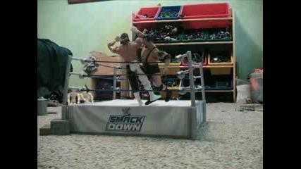 Royal Rumble - С играчки на Wwe