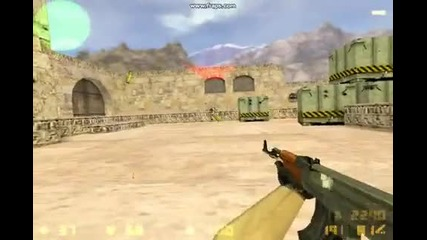 Counter Strike 1.6 movie