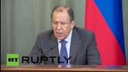 Russia: I hope the West understands who hinders the Minsk deal, says Lavrov