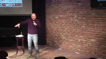 Иван Кирков стендъп комедия за Стара Загора Ivan Kirkov stand up comedy